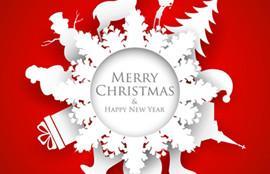FESCOLO PNEUMATIC Wish You Merry Christmas