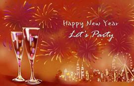 Fescolo wishing you a happy New Year