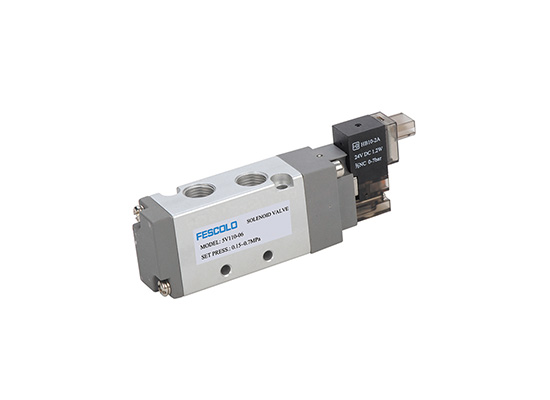 5V Series 2positions/3ways or 2positions/5ways Solenoid Valve