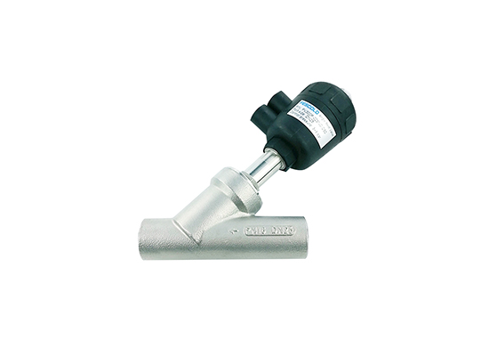 PV300 Series Angle Seat Valve(Piston Valve)  (weld ends)
