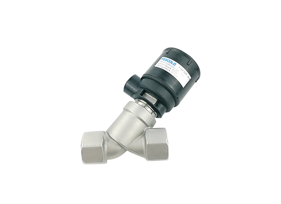 PV32P Series Pneumatically Operated Angle Seat Valve (Asco type)