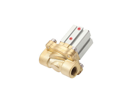 2QS Stainless Series Air Control Two way Valve