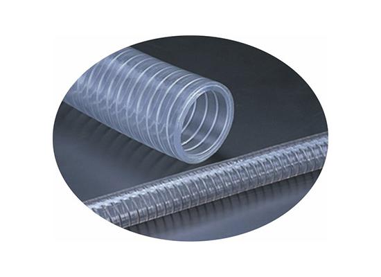 SWR Hose(PU Steel Wire Reinforced Hose)