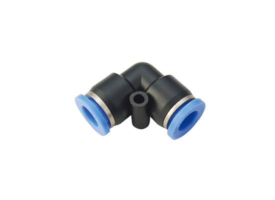 PV Union Elbow Push In Tube Fitting