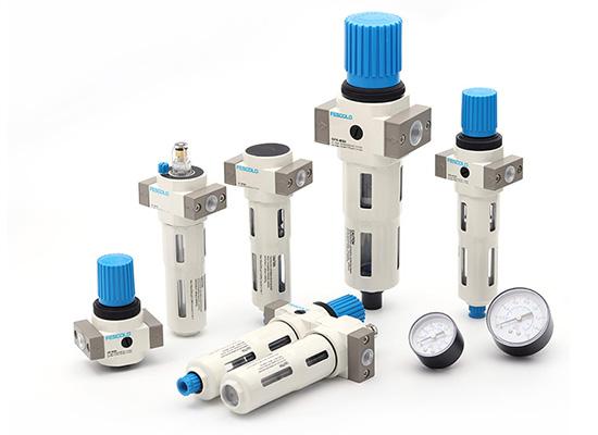 Festo Series Filter Regulator Lubricator