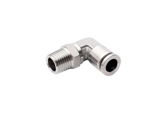 SPL Series Male Rotatable 90° Elbow