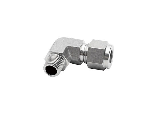 FPL-S Series Ferrule-type Compression Male Elbow