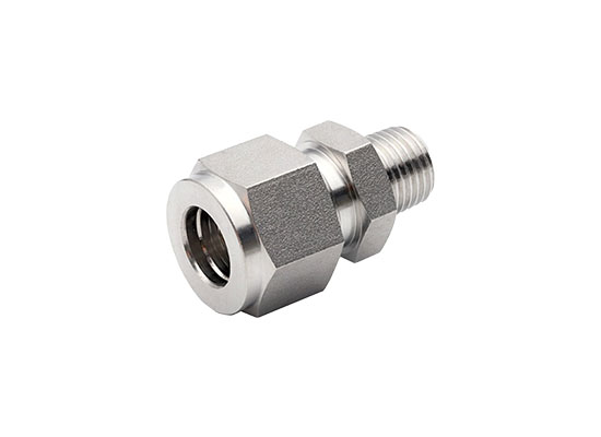 FPC-S Series Ferrule-type Compression Male Straight