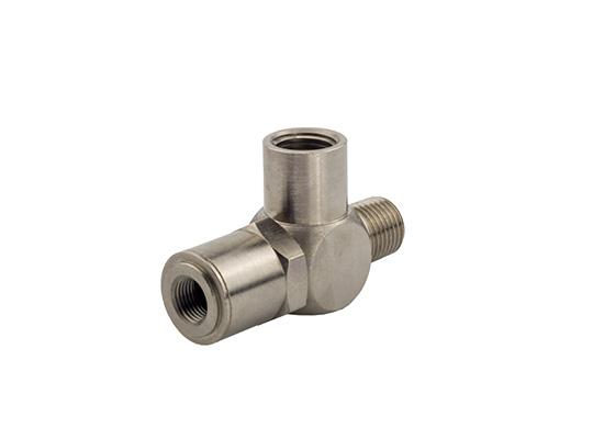 QDS series pneumatic lock Pneumatically control check valve