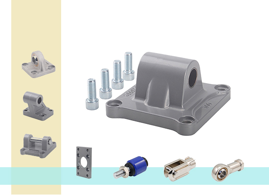Mounting Accessories For ISO Air Cylinder