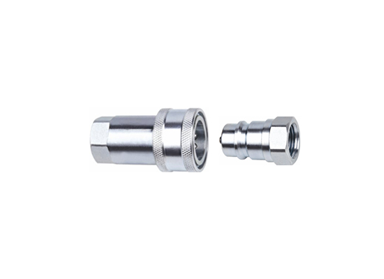 FK-A1 Series close type hydraulic quick coupling