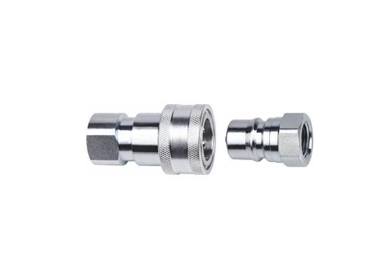 FK-B1 Series close type hydraulic quick coupling