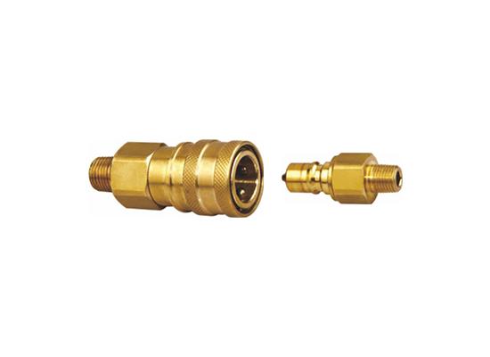 FK-B2 Series medium pressure high performance pneumatic and hydraulic quick coupling