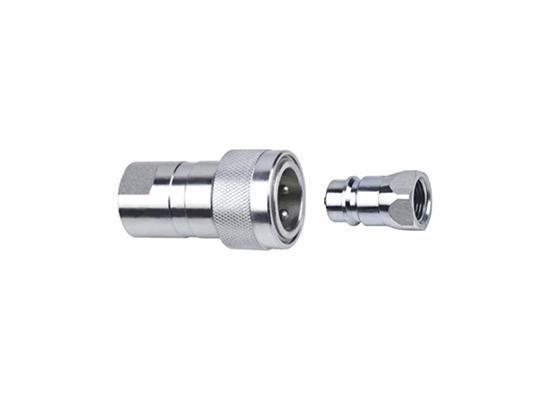 FK-C2 Series close type hydraulic quick coupling