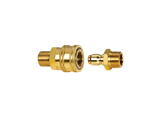 FK-K1 Series american type hydraulic quick coupling