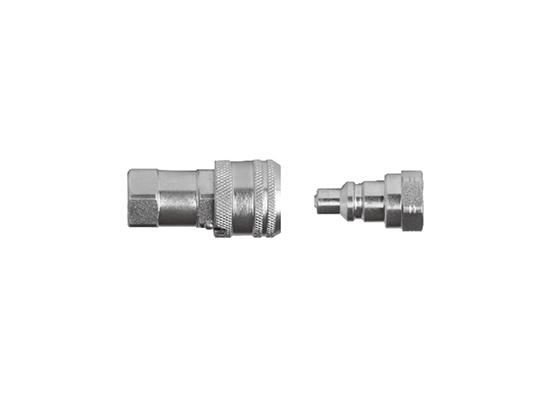 FK-TC Series close type super high rpessure hydraulic quick coupling