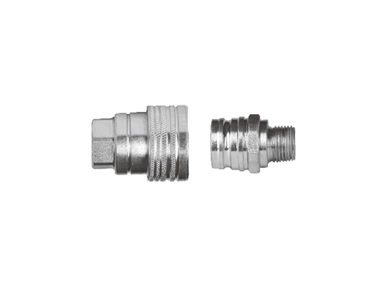FK-VF Series close type hydraulic quick coupling