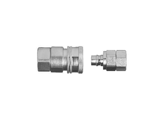 FK-TNV Series close type hydraulic quick coupling