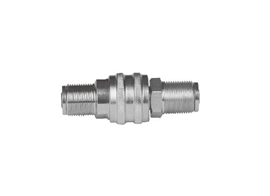 FK-TQ Series supehigh pressure quick coupling