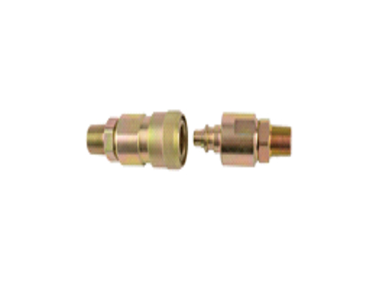 FK-TE Series supehigh pressure quick coupling