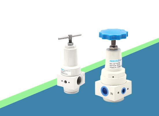 High Pressure Air Regulator