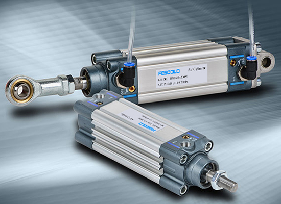 Pneumatic Cylinder ISO6431