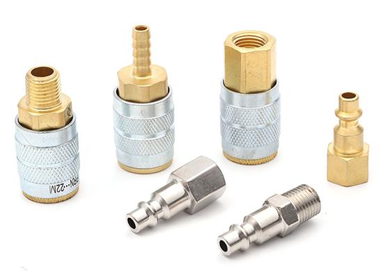 IH series High Pressure Type Quick Coupling