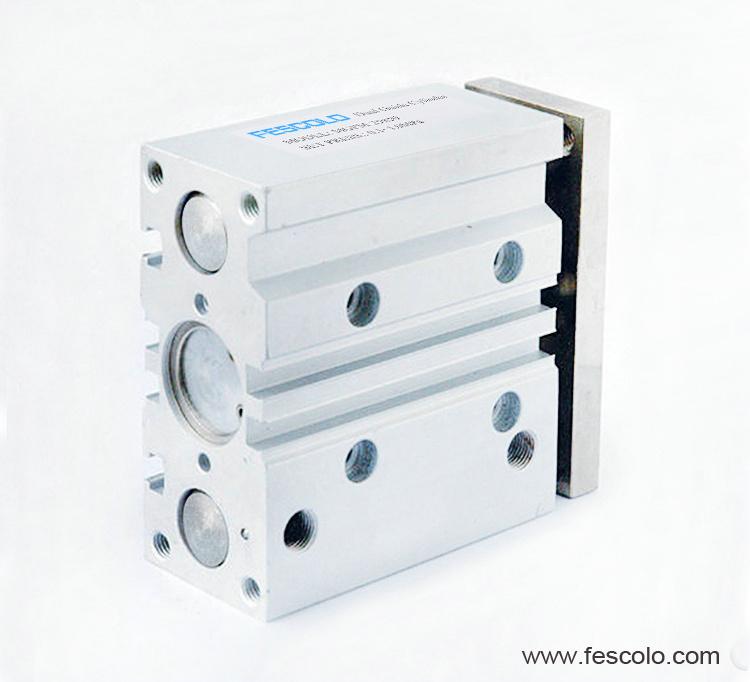 Dual Rod Cylinder