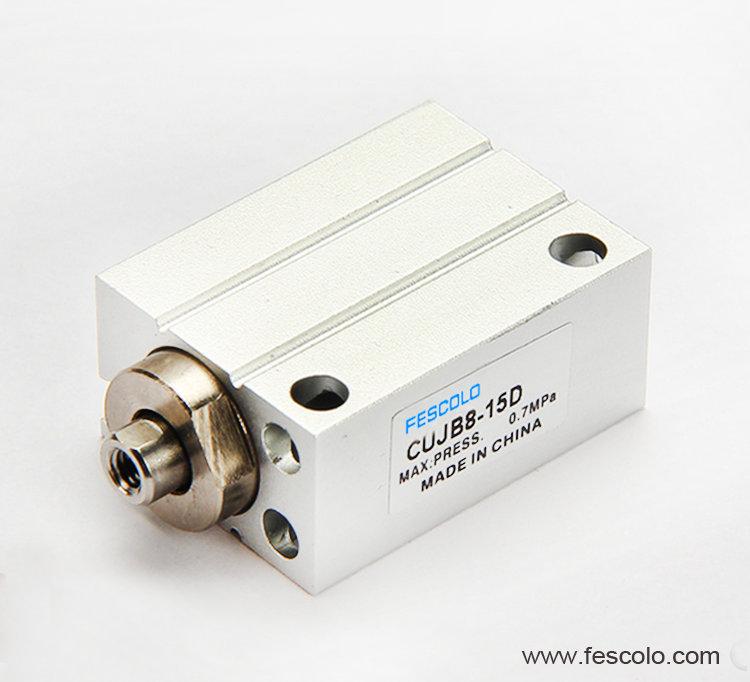 Mini free mount cylinder