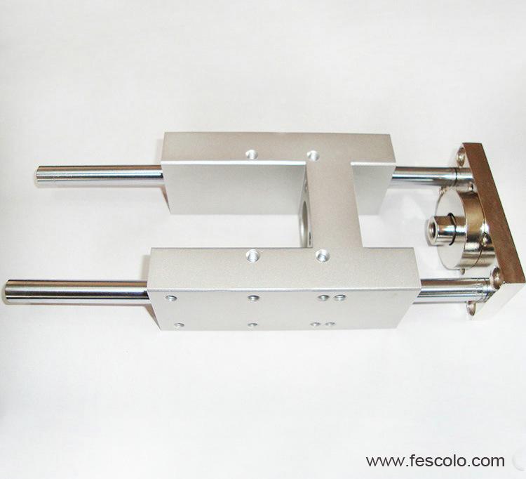Festo cylinder guide