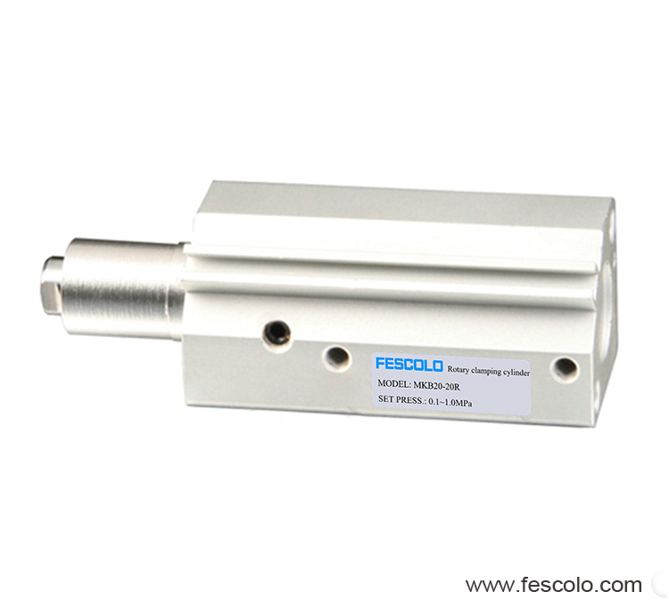Rotary clamping cylinder