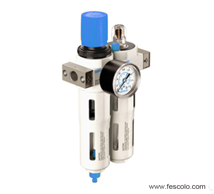 Filter&Regulator and Lubricator
