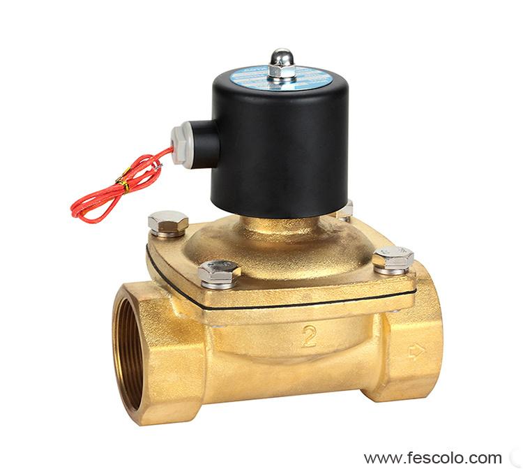 2ways solenoid valve