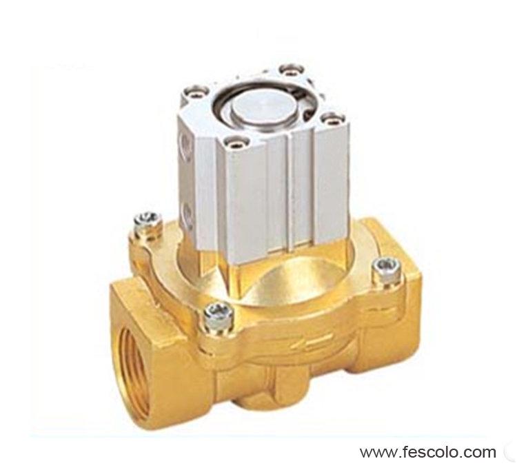 Air control 2ways valve