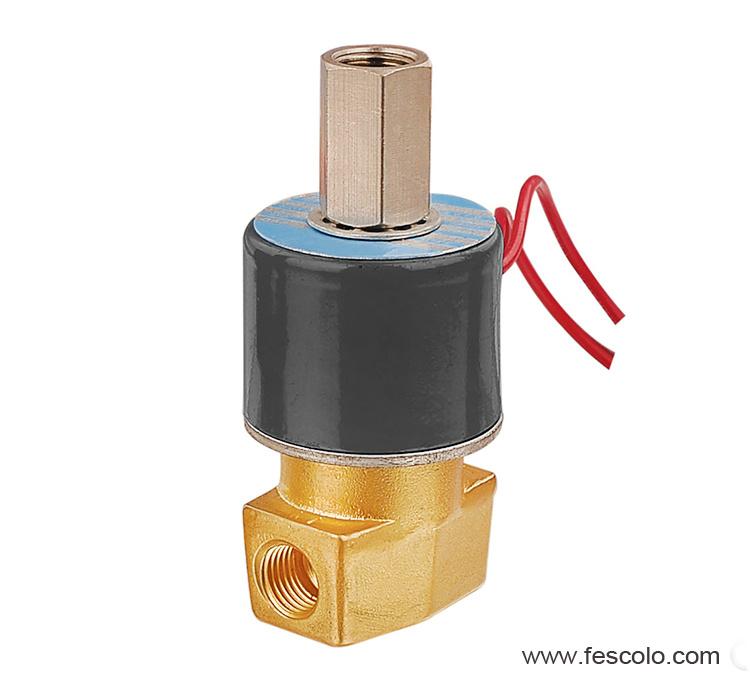 3ways solenoid valve