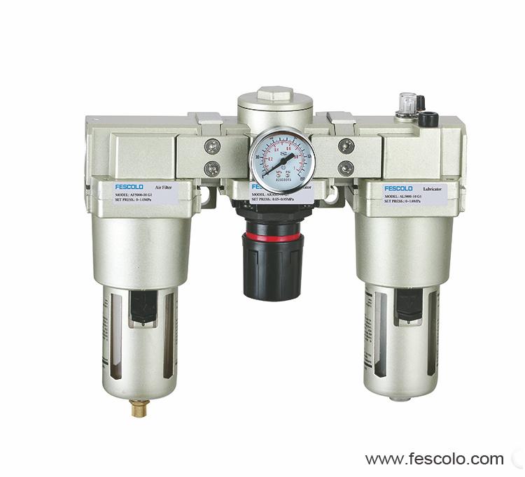 Filter Regulator&Lubricator