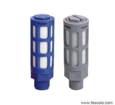 SSLQ Plastic Pneumatic Muffler