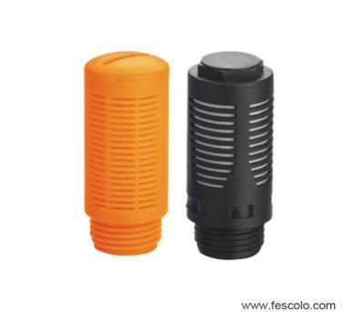 SSLP Plastic Pneumatic Silencer
