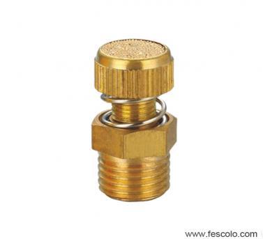 SSLA Adjustable Pneumatic Silencer