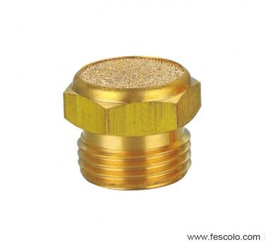 SSLF Flat Button Muffler