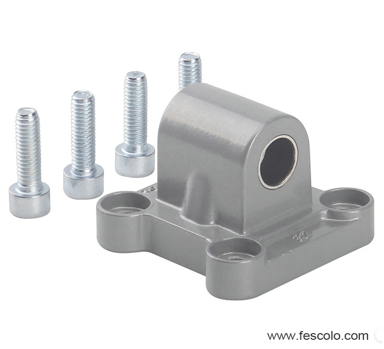 ISO6431 Rear Male Clevis Mount