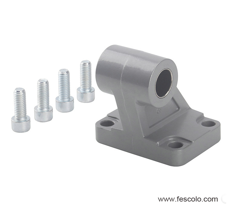 ISO6431 Rear Mount Bracket