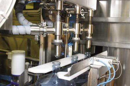 Water treatment machinery and coolant systems