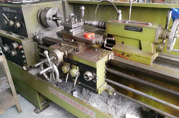 Cylinder rod processing