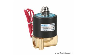 Step By Step Direct Acting Solenoid Valve