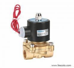 How do solenoid valves work?